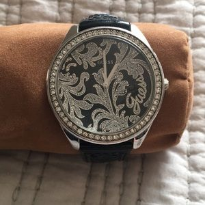 Black sequence guess watch